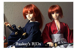 Baakay's Doll Gallery
